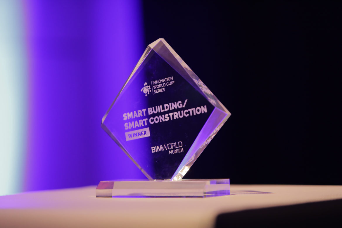 Success Story: bimspot - Winner of the Smart Building / Smart Construction Innovation World Cup® Award 2019