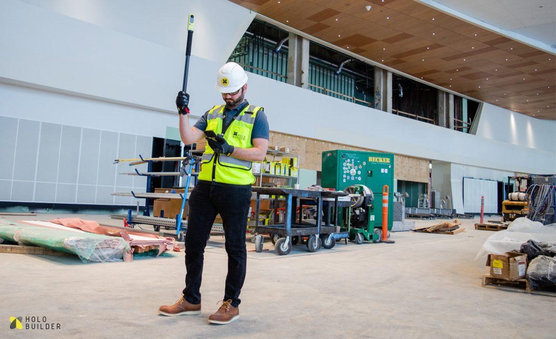 Success Story: HoloBuilder- Finalist of the Smart Building / Smart Construction Innovation World Cup® Award 2019