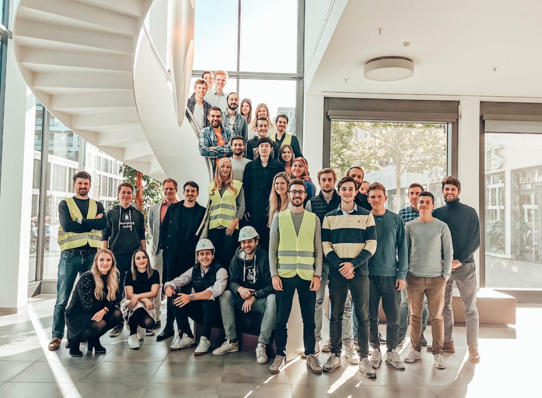 Success Story: Building Radar- Finalist of the Smart Building / Smart Construction Innovation World Cup® Award 2019