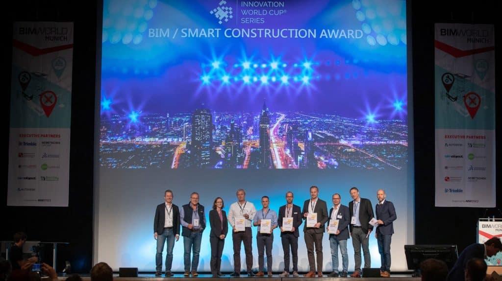 BIM / Smart Construction Award of the Innovation World Cup® Series