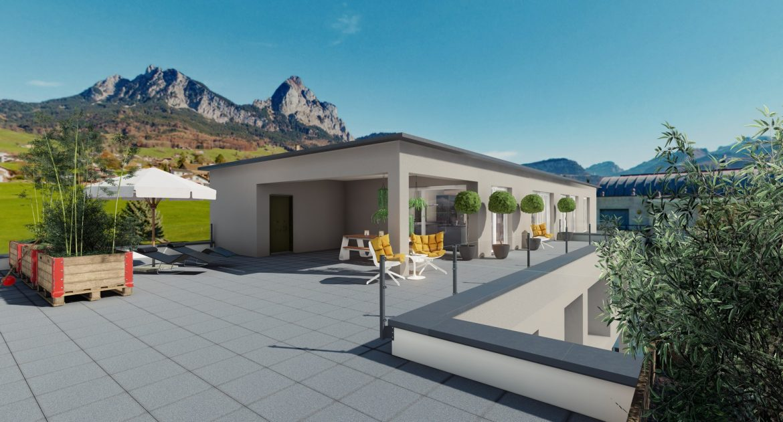 HEGIAS 1.0 - Virtual Reality vereinfacht gemeinsame Begehungen von Immobilienprojekten während Corona-Zeiten