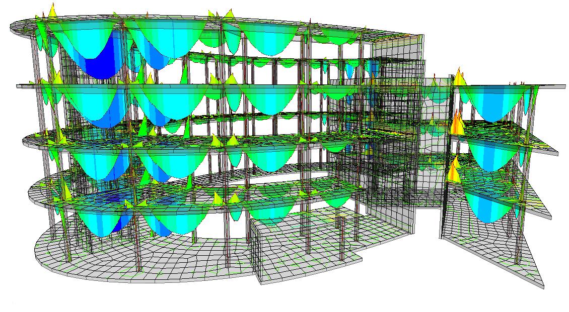 Graitec Advance Design: 6 erfolgreiche Anwenderbeispiele für FEM-Strukturberechnung