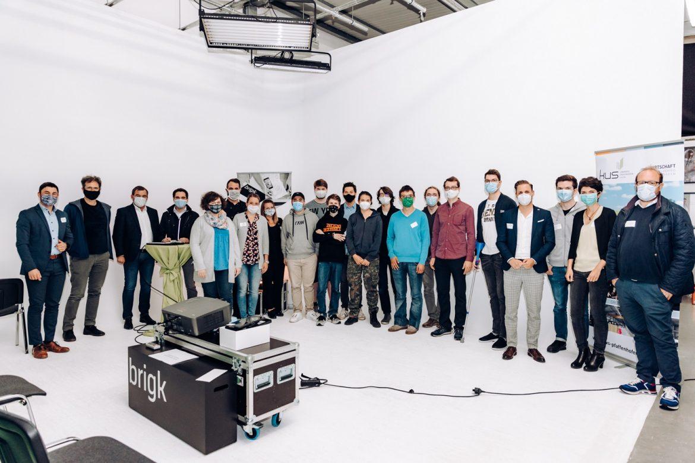 Drei kreative Lösungsansätze – 2. Hackathon für kleine und mittelständische Unternehmen