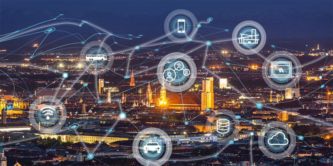 Was ist eine Smart City? Leuchtturmstadt München macht's vor