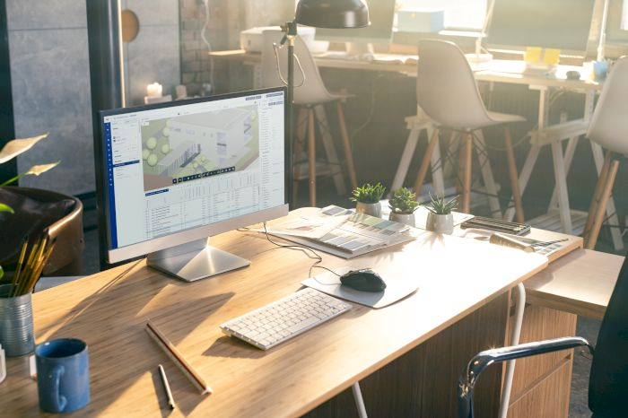 Ihre Planungsunterstützung mit der neuen Software EntriWorX Planning 360° von dormakaba